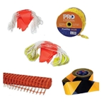 Barrier Mesh  Bunting & Safety Chain