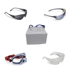 Safety Glasses & Eye Protection