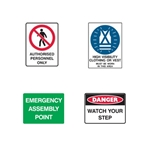 Safety Sign & Tags