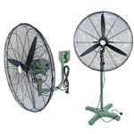 Industrial Quality Fans