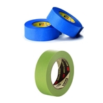 This is an image of 3M High Temperature Masking Tape