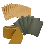 This is an image of 3M Hand Sanding Products, sandpaper rolls, sheets and abrasive supplies from ABL Distribution Pty Ltd
