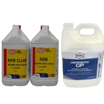 PVA & Crosslink Glues & Hardeners