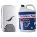 Liquid Hand Soap & Dispensers