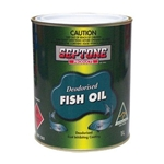 Deodorised Fish Oil