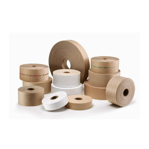 Gummed Tape - An Unusual Eco-Friendly Packaging Tape Solution