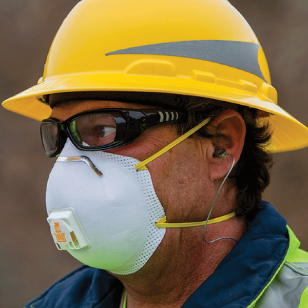 P1, P2, P3 and Gas/Vapour Filter Classifications - Know the different Respiratory Protection Levels!
