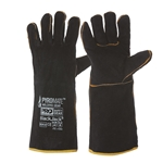 Black & Gold Welding Gloves