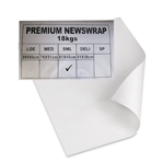 This is an image of White News / Butcher Paper from ABL Distribution Pty Ltd