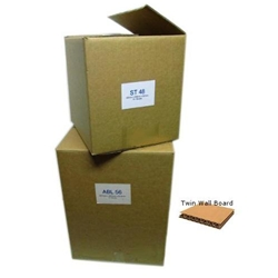 Twin Wall Cardboard Heavy Duty Cartons from ABL Distribution