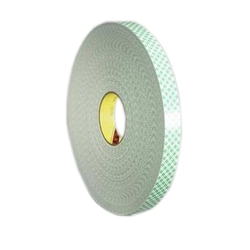 This is an image of 3M 4016 'Mirror Mount' Double Sided Foam Tape from ABL Distribution Pty Ltd