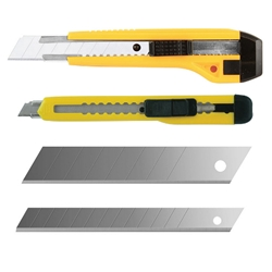 An image of Snap Off Warehouse Knives and Blades from ABL Distribution