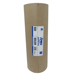 This is an image of Brown Kraft Paper Rolls 600mm width from ABL Distribution Pty Ltd