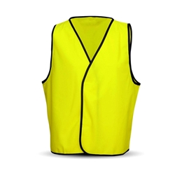 Fluoro Safety Vests - Day Use