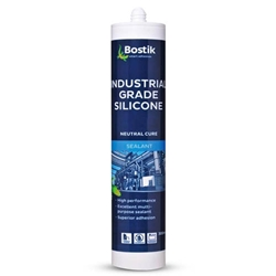 This is an image of Bostik Industrial Grade Silicone from ABL Distribution Pty Ltd