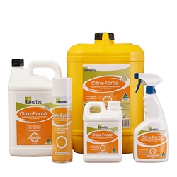 This is an image of Citra-Force Cleaner & Degreaser from ABL Distribution Pty Ltd