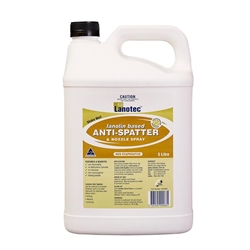 This is an image of Lanotec Anti Spatter Spray from ABL Distribution Pty Ltd