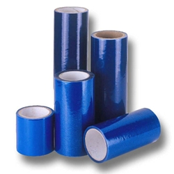 This is an image of 50um Blue Protection Film from ABL Distribution Pty Ltd