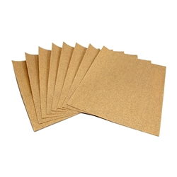 This is an image of 3M Gold Sandpaper Sheets available in 100 grit, 120 grit, 150 grit, 2200 grit, 80 grit, 320grit from ABL Distribution Pty Ltd