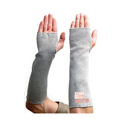 This is an image of Arax cut 5 sleeve to protect the forearm from cuts and abrasions from ABL Distribution Pty Ltd
