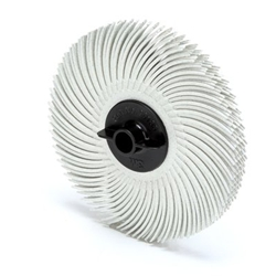 This is an image of Scotch Brite Radial Bristle Discs Used for Removing Coat and Deburring from ABL Distribution Pty Ltd