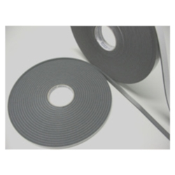 This is an image of 3207 Soft Closed Cell Grey Pvc