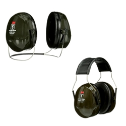 This is an image of 3m peltor, h7 earmuff, deluxe from ABL Distribution Pty Ltd