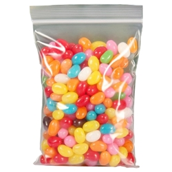 75um Resealable Ldpe Bags