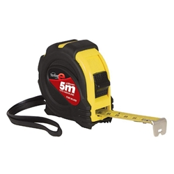 This is an image of 5m, tape measure, imperial or metric from ABL Distribution Pty Lty