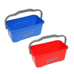 This is an image of 11L bucket, mop and squeegee bucket, great for window cleaning from ABL Distribution Pty Ltd