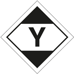 Dg Transport Labels With Y