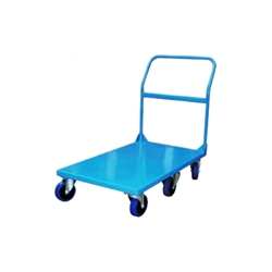 This is an image of platform trolley, trolley, warehouse trolley from ABL Distribution PTY LTD