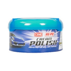 This is an image of CRC cream polish from ABL Distribution PTY LTD