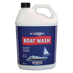 This is an image of Heavy duty boat care boat wash