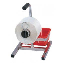 This is an image of Pacmasta Dispenser for Woven Strapping