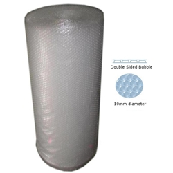 This is an image of P10x Heavy Duty Bubble Wrap from ABL Distribution Pty Ltd