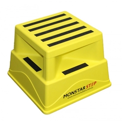 This is an image of Monstar safety step, excellent for the warehouse. Must ahve for every workplace from ABL Distribution Pty Ltd
