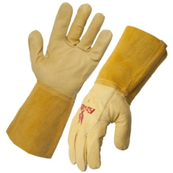 This is an image of Firebird Riggers / Welders Gloves