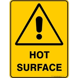 This is an image of Hot Surface