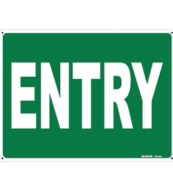 This is an image of entry