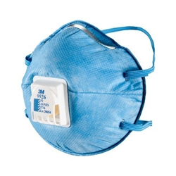 This is an image of 3M 9926 P2 Acid Gas Respirator