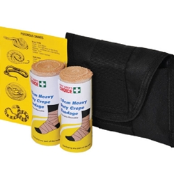 This is an image of Snake Bite Kit FTA for prompt treatment for snake bites from ABL Distribution Pty Ltd