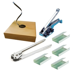 This is an image of Polypropylene Strapping Starter Kit