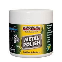 This is an image of Septone Metal Polish from ABL Distribution Pty Ltd