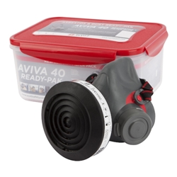 This is an image of Aviva 40 Asbestos Dust Respirator Kit