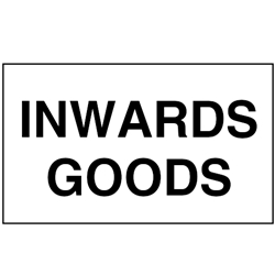 This is an image of Goods Inwards