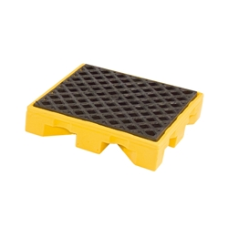 This is an image of 1 Drum Low Profile Spill Pallet from ABL Distribution Pty Ltd