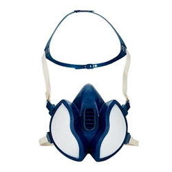 This is an image of 4277 Organic Vapour Respirator A2p2 from ABL Distribution Pty Ltd