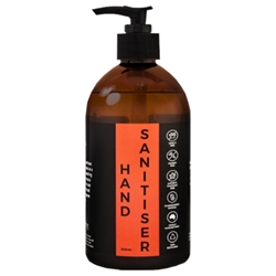 This is an image of Simple Hand Sanitiser Gel