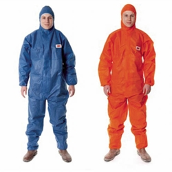 This is an image of 3M 4515 Protective Coverall from ABL Distribution Pty Ltd